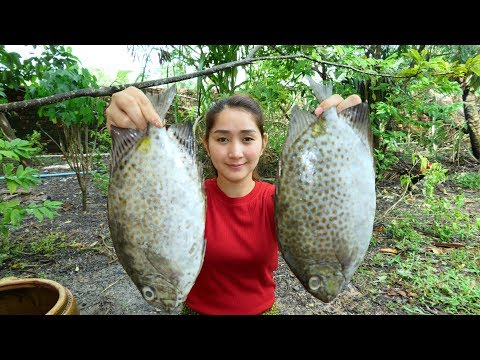 Yummy Fish Cooking Tomato Stir Fried Recipe – Yummy Eating Fish – Cooking With Sros