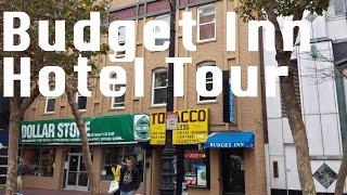 Hotel Tour : Budget Inn San Francisco CA