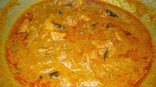 காளான் குருமா செய்வது எப்படி/How to Make Mushroom Kurma For Rice,Chappathi/South Indian Recipe