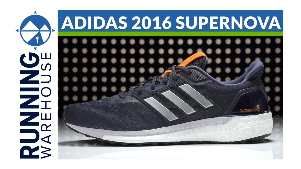 5acafd51f24f1 adidas Supernova for Men - YouTube
