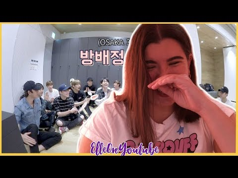 NCT in SMTOWN OSAKA #1 (Pick your roommate) Reaction