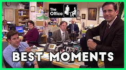 The Office US -  Best Moments - ALL SEASONS