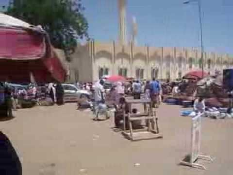 Music in Ndjamena market