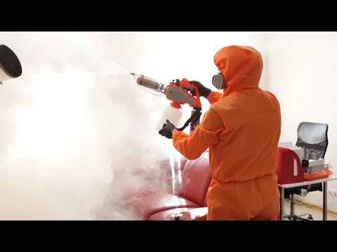 Вопрос: Что значит обработка горячим туманом?