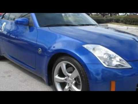 2007 Nissan 350Z West Palm Beach FL