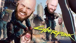 Cyberpunk 2077: анализ и ощущения от геймплея
