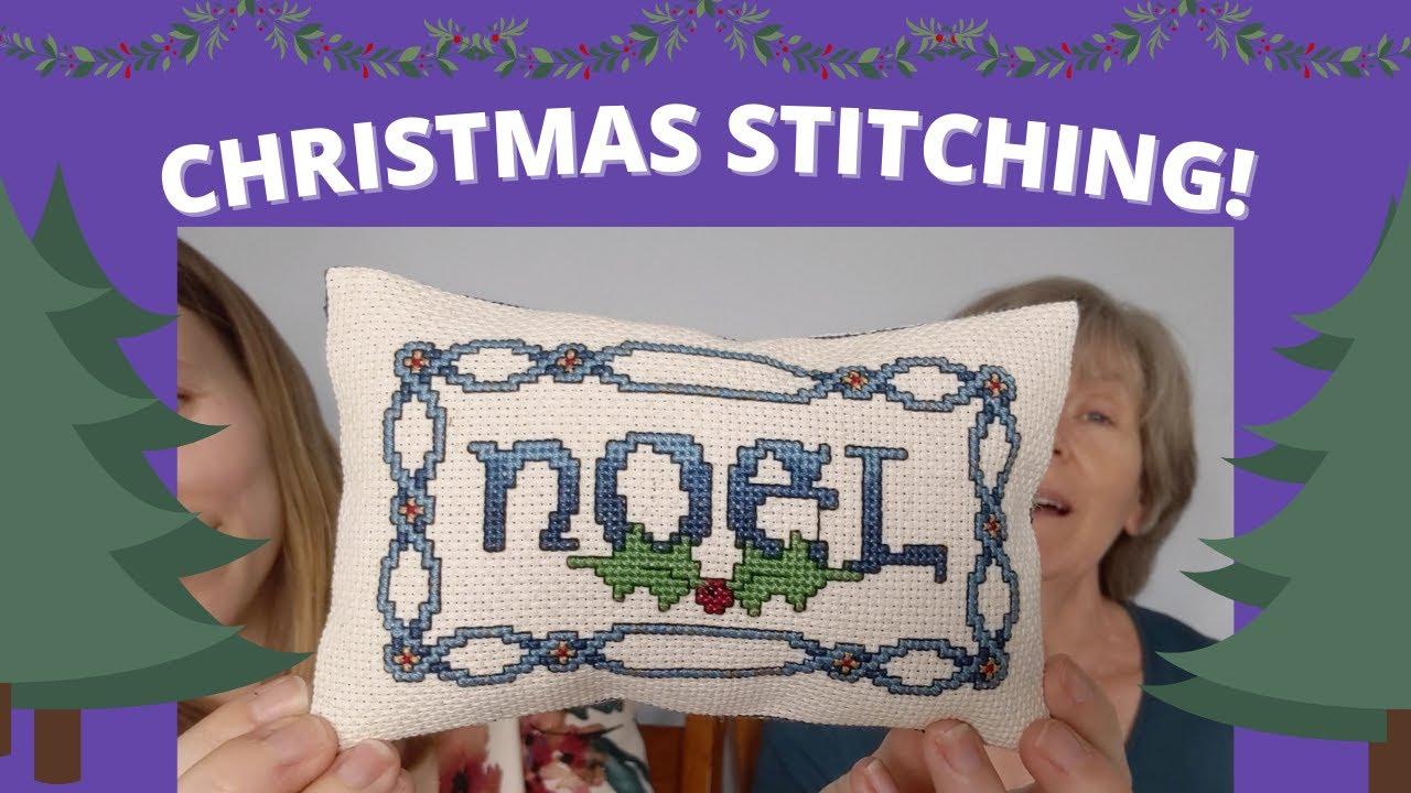 Video: Free Winter/Christmas Cross Stitch Charts