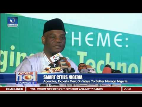 Smart Cities Nigeria: FG To Increase Access To Internet Broadband Services