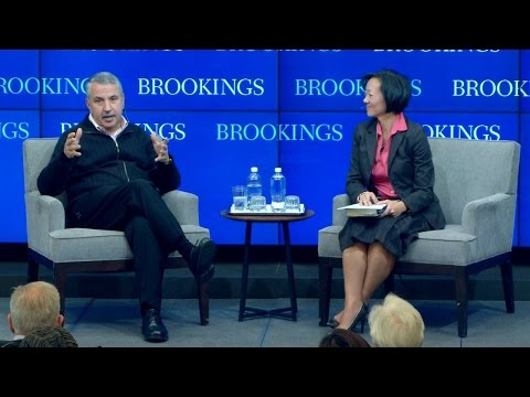 Thank you for being late: A conversation with Thomas L. Friedman