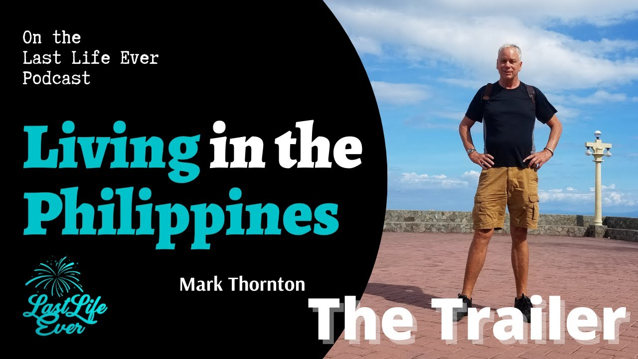 Proving that Every Man has a Story to Tell, Mark Thornton is a Foreigner in the Philippines