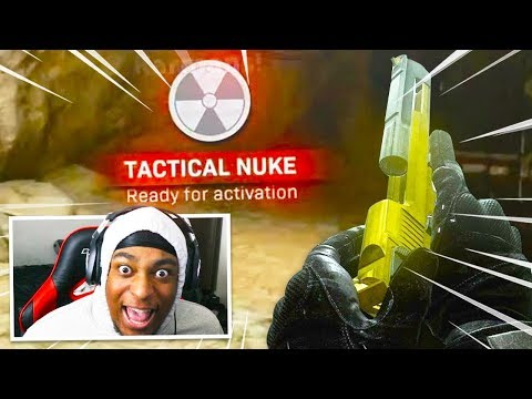 WORLDS FIRST TACTICAL NUKE! - Modern Warfare Multiplayer Gameplay! (COD MW)