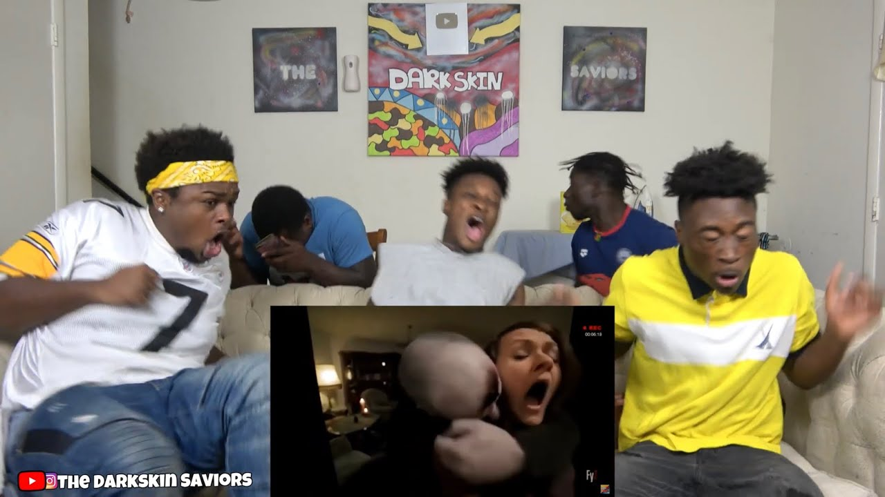 Try Not To Fliinchh | Scary JumpScares (REACTION)