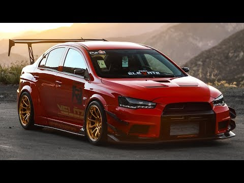 Mitsubishi EVO X Review - UNDER THE HOOD EP. 1