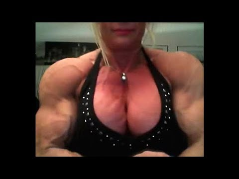 Female muscle chat