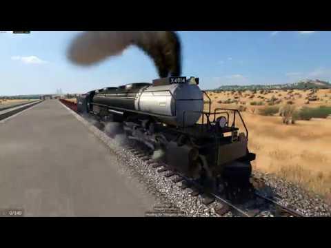 Transport Fever 2 - Big Boy 4014 |