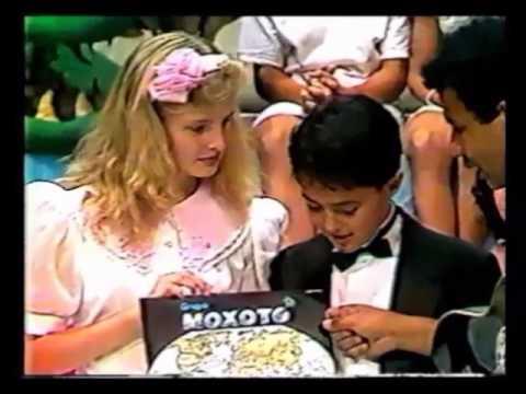 BANDA MOXOTÓ - 1990 - TV BANDEIRANTES - TV CRIANÇA - PAU-BRASIL (CARMEM, VERA, VENTUROSA)