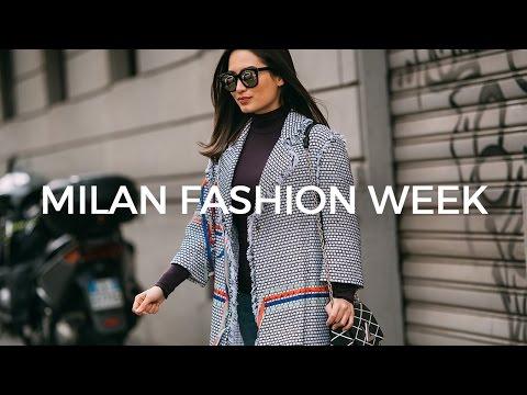 Milan Fashion Week 2017 | Nicole Andersson