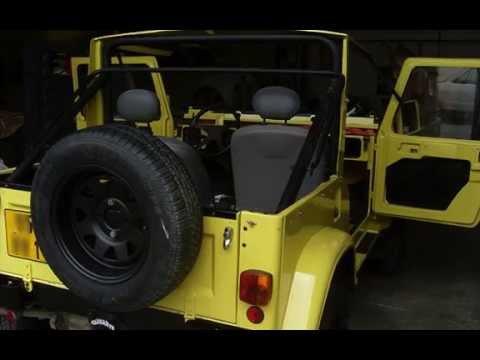 restauration jeep dallas youtube. Black Bedroom Furniture Sets. Home Design Ideas