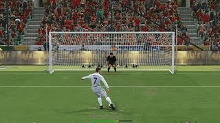 Real Madrid vs Kashima Antlers - 18/12/2016 Penalty Shootout fifa club world cup final 2016