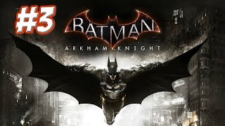 """Batman: Arkham Knight"" Walkthrough (Hard), Part 3: Track Oracle + Visit Wayne Tower"