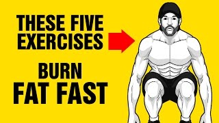5 Unusual Exercises That Burn Fat Like Crazy - How To Get a Six Pack