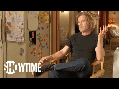 William H. Macy on the New Frank Gallagher  Shameless  Season 7