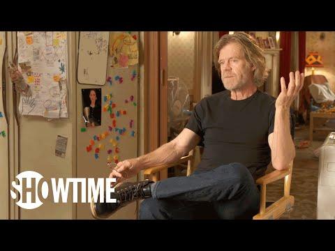 William H. Macy On The New Frank Gallagher | Shameless | Season 7