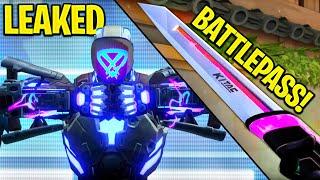 Episode 3 Battle Pąss LEAKED + NEW Agent