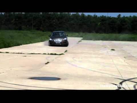 ดริฟต์ Nissan Sylphy รถเดิมๆแต่Driftกระจาย