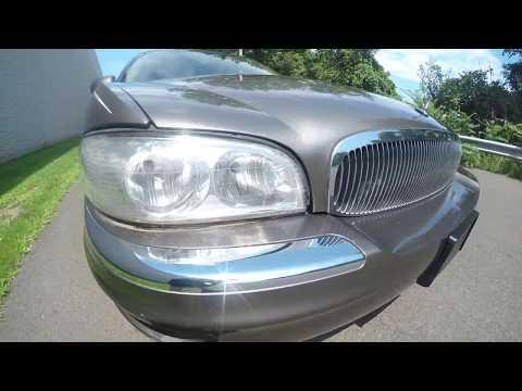 4K Review 1999 Buick Park Avenue Virtual Test-Drive & Walk-around