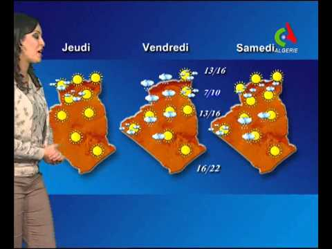 Algeria Weather Forecast