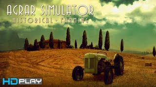 Agricultural Simulator Historical Farming 2012 - Gameplay PC | HD