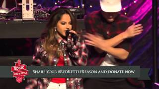 Becky G -You Love It (Rock The Red Kettle)