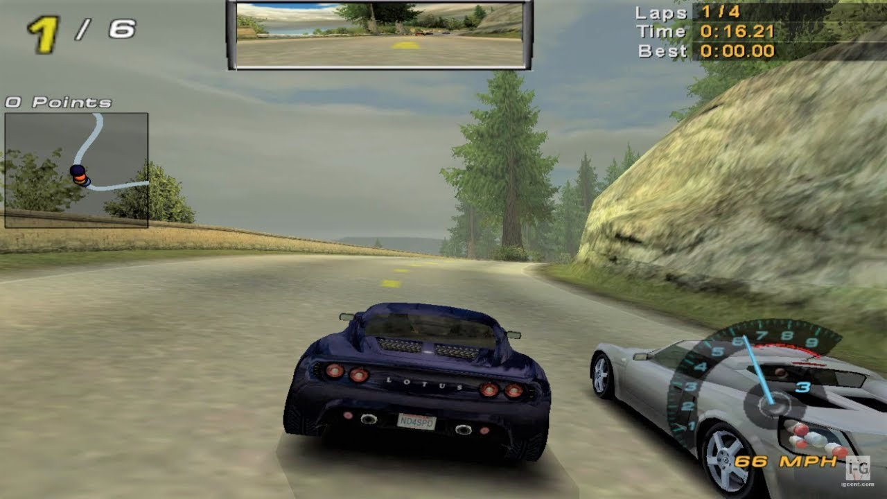Need For Speed Hot Pursuit 2 Gamecube Gameplay Hd Youtube