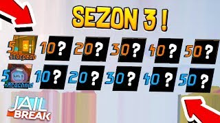 NOWY 3 SEZON W JAILBREAK ROBLOX