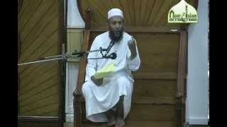 la balance causerie par a jaunoo noor e islam musjid 25 06 2014