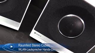 Raumfeld Stereo Cubes WLAN-Lautsprecher im Hands-On   Allround-PC.com