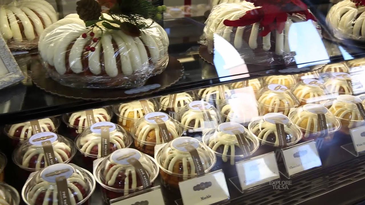 Nothing Bundt Cakes Texas