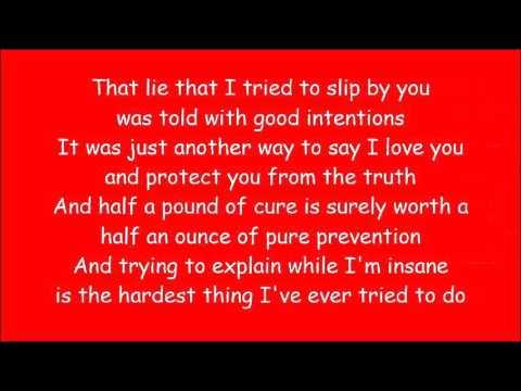Carrie Underwood and Randy Travis ~ Is It Still Over Lyrics