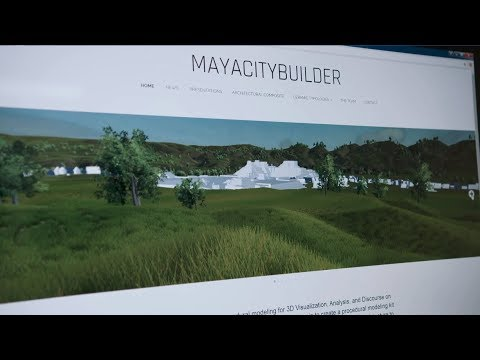 To recreate an ancient Mayan city, Nebraska anthropologists turn to tech: LiveBIG 2017-18