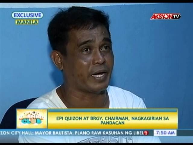 News5E | EXCLUSIVE : EPI QUIZON AT BRGY. CHAIRMAN , NAGSIGAWAN | GMC JULY 2, 2013