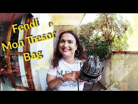 ❤ MY NEW FENDI MON TRESOR BAG + WIMB!