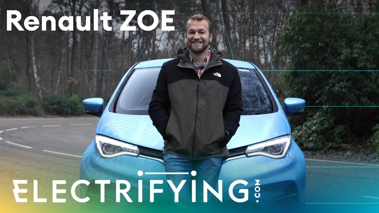 Renault Zoe: In-depth review with Tom Ford / Electrifying