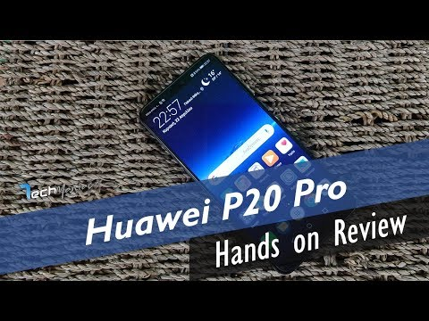 Huawei P20 Pro Hands on Review [Greek]