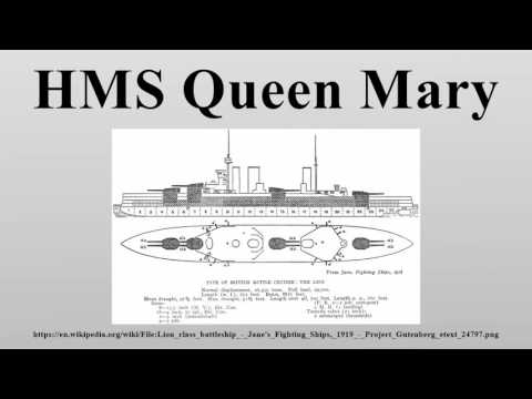 HMS Queen Mary