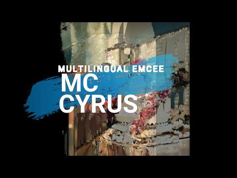Wedding Emcee Singapore - MC Cyrus (2017 Show Reel)