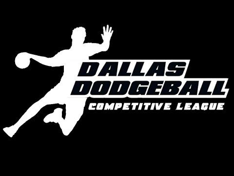 Texas Tea Bags vs Super Smash Bros - Dallas Dodgeball League - April 27th, 2015