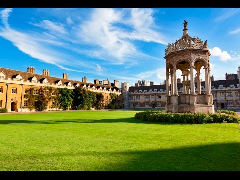Top Tourist Attractions in Cambridge (England)