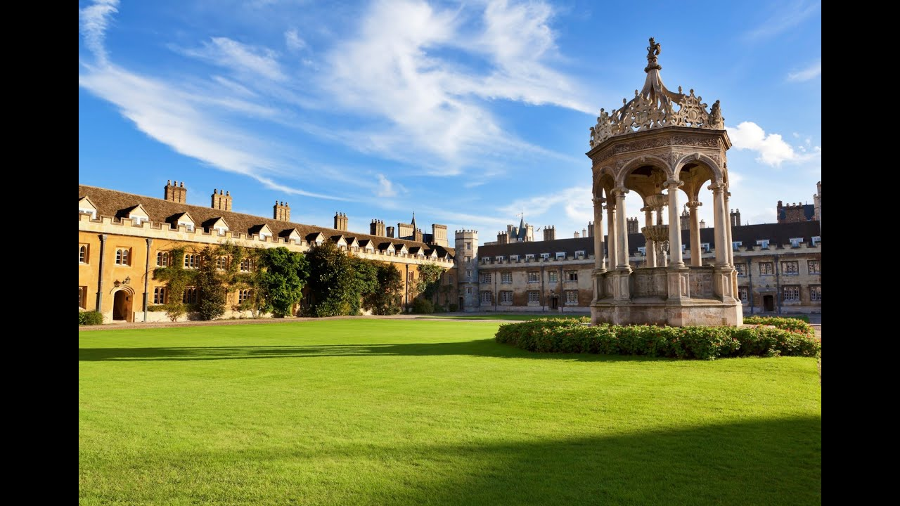 Top Tourist Attractions In Cambridge England Youtube