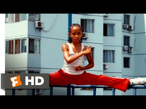 Thumbnail: The Karate Kid (2010) - Kung Fu Training Scene (7/10) | Movieclips